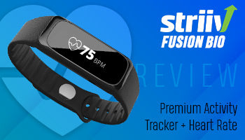 Striiv Fusion Bio Activity Smartwatch with Heart Rate Monitor Review