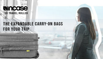 Incase EO Travel Roller : The Expandable Carry-On Bags for Your Trip