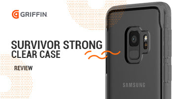 Griffin Survivor Strong Clear Case Review : The Strongest Clear Case You Want
