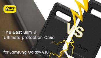 Otterbox Pursuit Case vs Otterbox Commuter Case for Samsung Galaxy S10 : The Best Slim & Ultimate protection Case