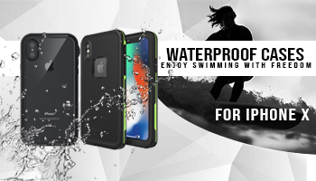 Comparison for Catalyst Waterproof and LifeProof Fre for iPhone X
