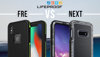 Lifeproof Fre vs Lifeproof Next