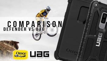 Which one Is The Best Rugged Phone Case? Otterbox Defender vs Uag Monarch