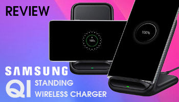 Samsung QI Fast Charge 15W Standing Wireless Charger Stand Review