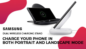 Samsung Dual Wireless Charging Stand for Samsung Qi Devices/Watch Review