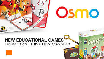 New Educational Games from Osmo This Christmas 2018