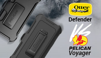Otterbox Defender vs Pelican Voyager
