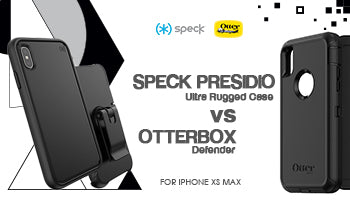 check out becc2 966a5 Speck Presidio Ultra Rugged Case Vs Otterbox Defender For Iphone Xs Ma