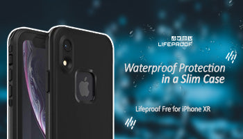 LifeProof Fre for iPhone XR Review : The Best Waterproof Protection in a Slim Case