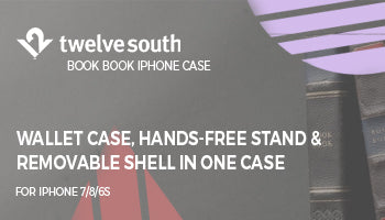 Twelve South Book Book iPhone Case Review