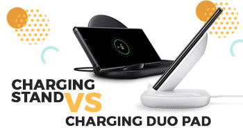 Samsung Wireless Charging Duo Pad with Fast Charge 2.0 vs Samsung Dual Wireless Charging Stand : How it's different from the old version