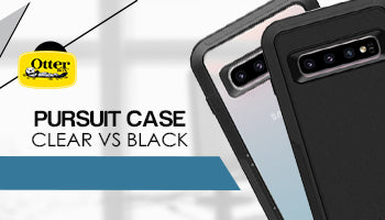 Otterbox Pursuit Case for Galaxy S10 Review: Clear vs Black Pursuit Case