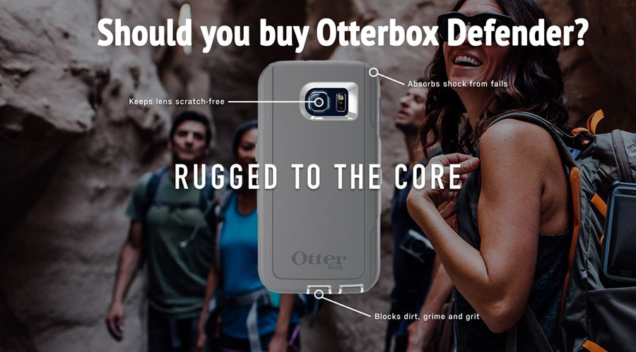 Top 7 reasons you should buy Otterbox Defender