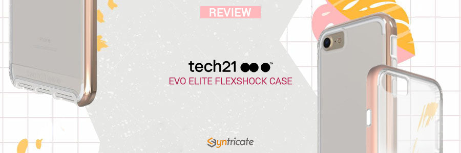 tech21 evo elite flexshock case review