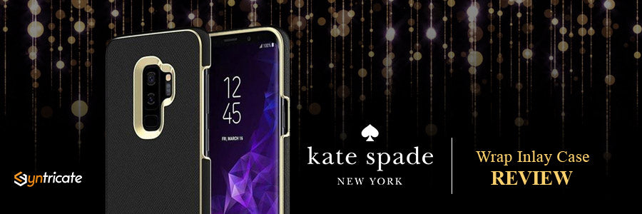 kate spade new york wrap inlay case review