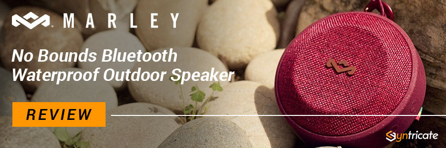 house of marley no bounds bluetooth waterproof outdoor speaker review australia