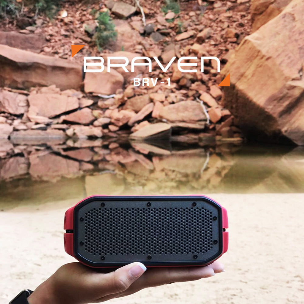 features of braven BRV-1 HD