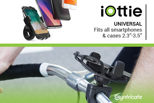 iottie easy one touch 4 bike stem & handlebar mount review