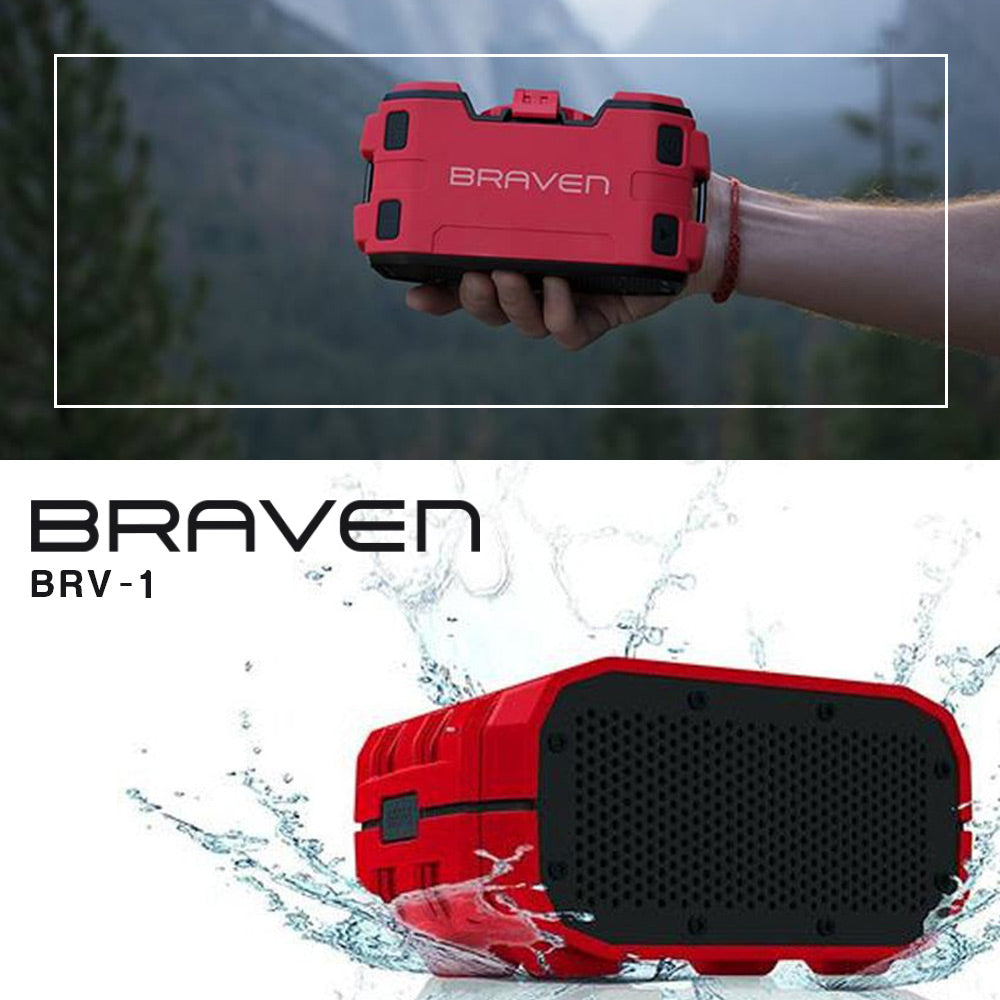 Design & Features of Braven BRV-1 HD