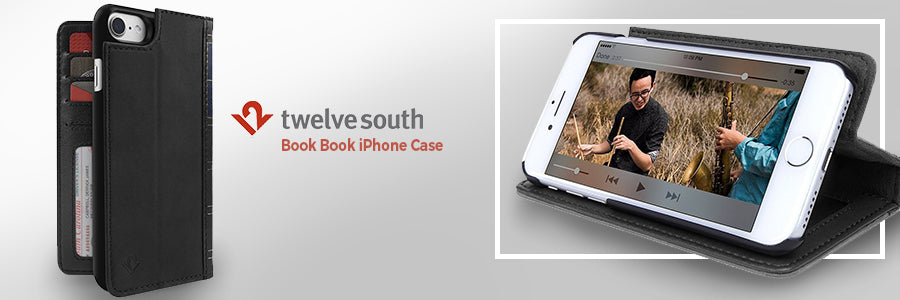twelve south book book iphone case for iphone 7/8/6s review
