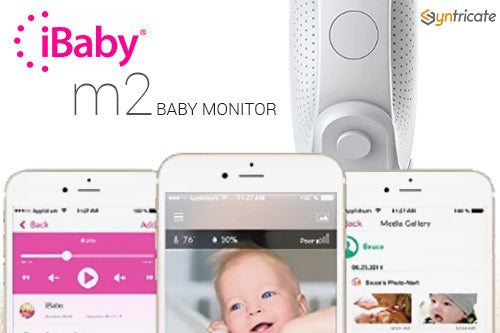 ibaby monitor m2s plus smart digital baby monitor review