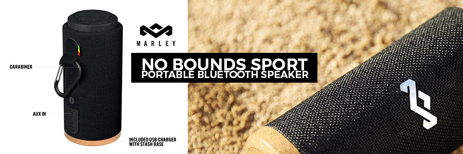 house of marley no bounds sport portable bluetooth speaker review