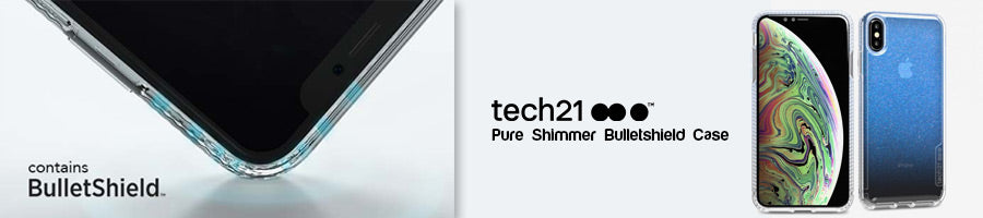 Tech 21 Pure Shimmer Bulletshield Case Review