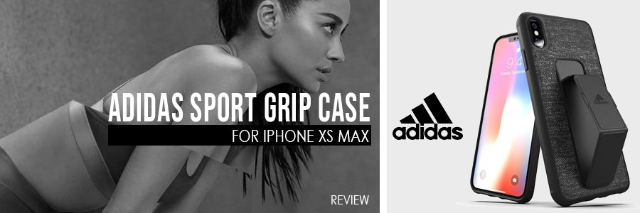 HEADER FROM ADIDAS SPORT GRIP CASE FOR IPHONE XS MAX REVIEW