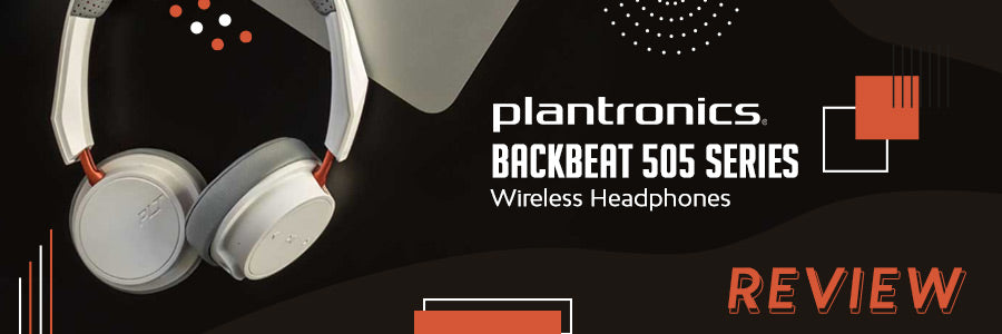 plantronics backbeat 505 wireless on ear headphones review