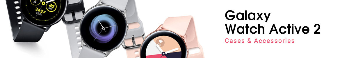 protect and show off your samsung galaxy watch active 2 with straps and covers collections from huge brands australia. buy premium product at syntricate and get free express shipping australia wide