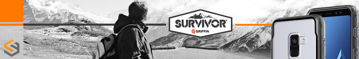 Online store for griffin survivor in Australia with free shipping. Available for iPhone, Samsung & more