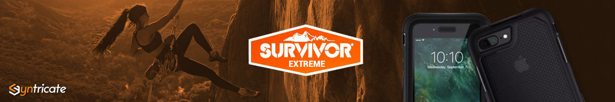 Buy new online in Australia Griffin Survivor Extreme series case for iPhone, iPad and more with free shipping australia wide and afterpay payment