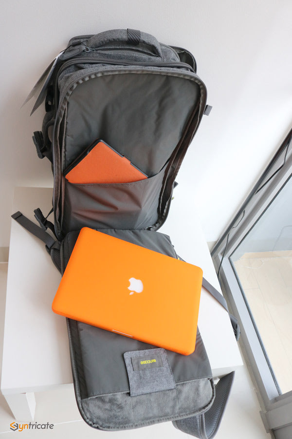 Friendly Laptop Backpack bag incase australia