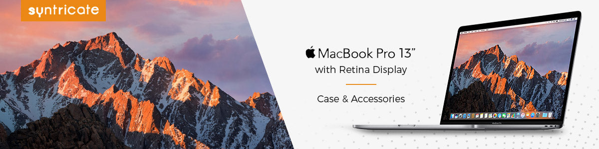 Macbook Pro 13 inch retina display case Australia. Accessories, bags, sleeves and more available with free express shipping.