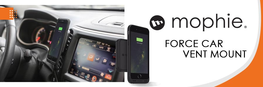 MOPHIE CHARGE FORCE CAR VENT MOUNT Australia review