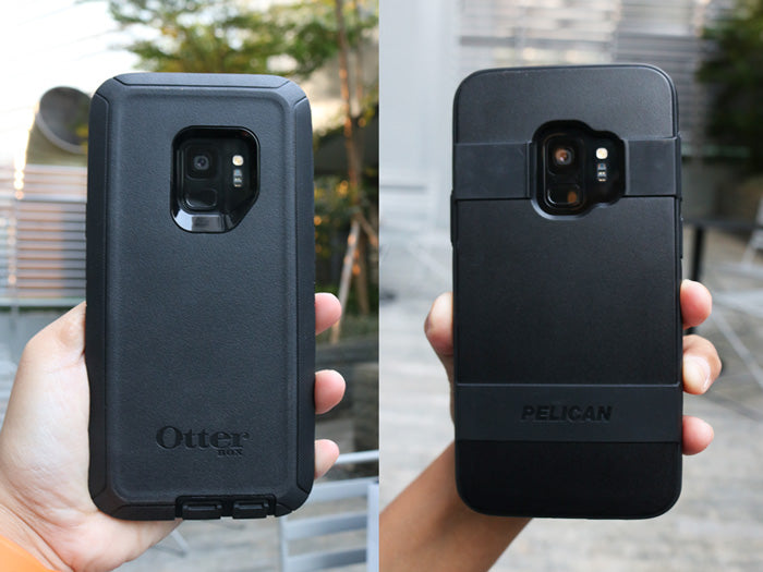 brand new 9414d 459e3 Otterbox Defender Vs. Pelican For The Galaxy S9:which Is Best For You?