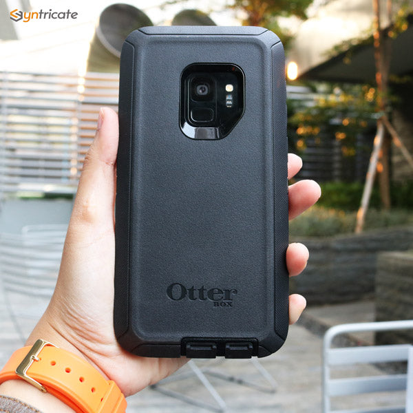 info for 921e0 c5886 Otterbox Defender For Galaxy S9 Review & How To Install