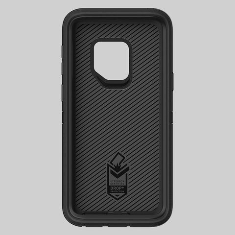 Otterbox Defender for Galaxy S9 Frontview