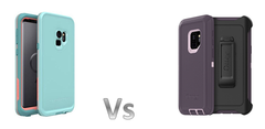 Otterbox Defender vs. Lifeproof Fre Mobile Phone devices Australia