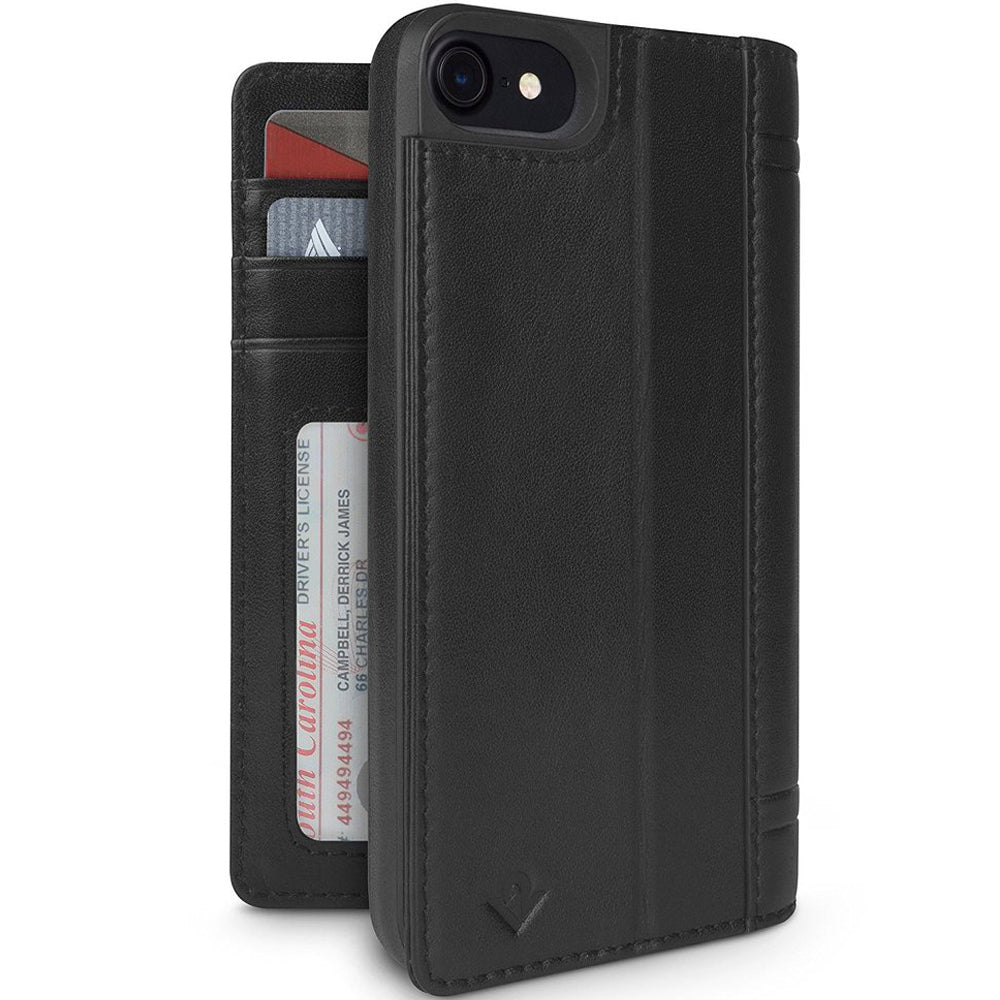 place to buy TWELVE SOUTH JOURNAL FULL-GRAIN LEATHER WALLET FOLIO SHELL CASE FOR iPHONE 8/7/6s/6 BLACK. Join our happy customer community with express free shipping Australia wide.