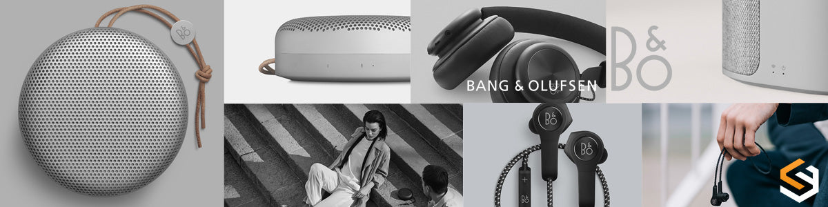 Shop online BnO Bang Olufsen headphones, speaker & earphones from Australia leading Online shop for tech Accessories. Get local warranty and premium free shipping with no extra cost for premium bno speakers