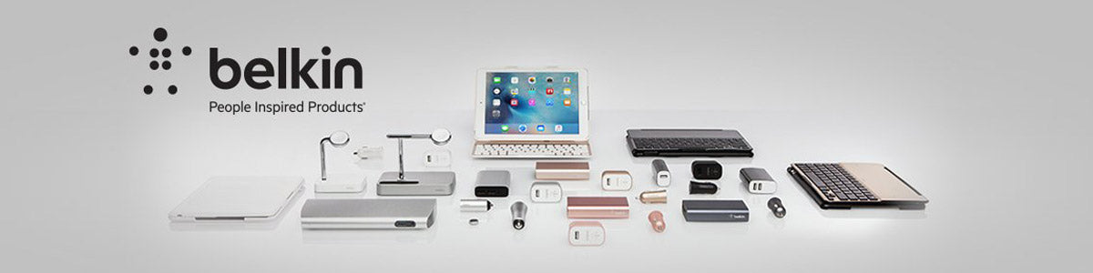 Buy Belkin Accessories for iPad, iPhone and more