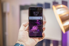 control the screen color balance galaxy s9 and s9 plus mobile devices