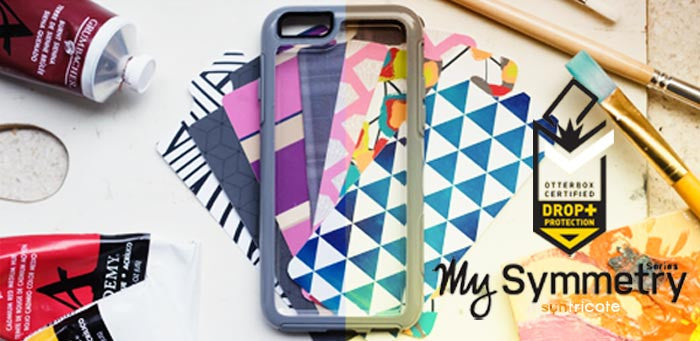 download otterbox mysymmetry template and create it online