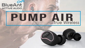 BlueAnt Pump Air True Wireless