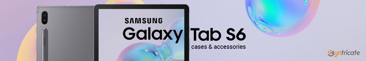 buy online case, covers, screen protector, and accessories for samsung galaxy tab s6