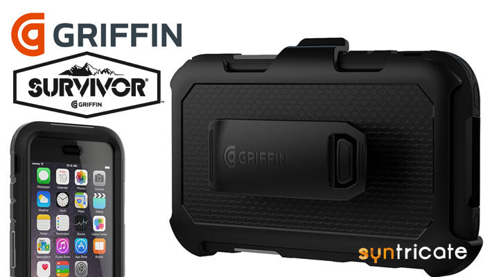 new concept 2a016 11119 Top Rugged Case For Iphone 7 Griffin Vs Otterbox