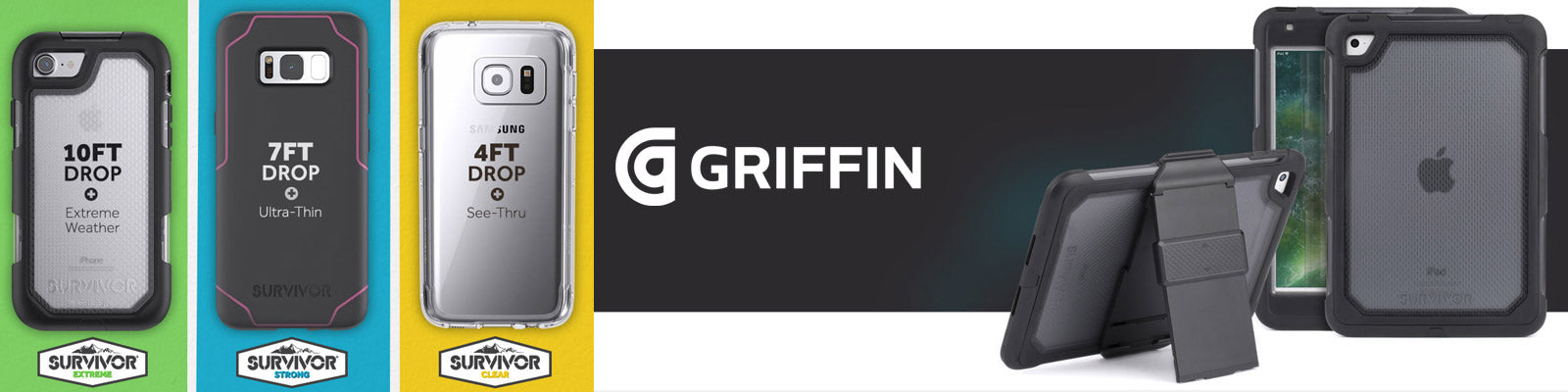 Griffin Australia case and accessories