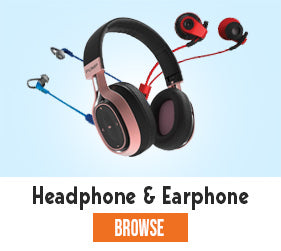 shop Earphone & Headphone