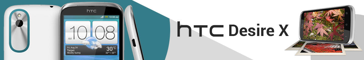 browse accessories for htc desire x